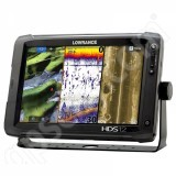 Lowrance HDS-12 Gen2 Touch Insight USA with 50 200 kHz Transducer