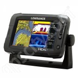 Lowrance HDS-7 Gen2 Touch Insight USA with 50 200 kHz Transducer