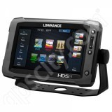 Lowrance HDS-9 Gen2 Touch Insight USA with 50 200 kHz Transducer