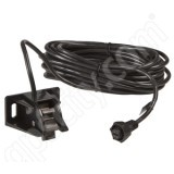 Lowrance ST-TU Transom Mount Paddlewheel with Speed and Temp