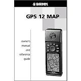 Garmin 12MAP Manual English