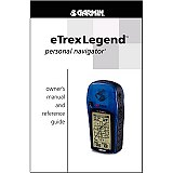 Garmin eTrex Legend Manual English