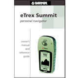 Garmin eTrex Summit Manual English