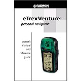 Garmin eTrex Venture Manual English