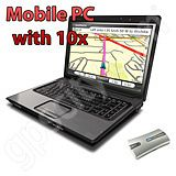 Garmin Mobile PC with GPS 10x