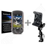 Garmin Montana 650 Motorcycle Street Mapping Bundle