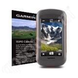 Garmin Montana 650 with Canada Topo DVD