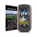 Garmin Montana 650 with US 100K Topo