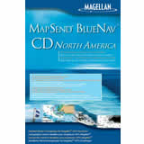 Magellan BlueNav North America CD