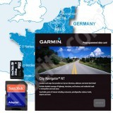 Garmin microSD City Navigator BeNeLux France NT Card