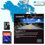 Garmin microSD City Navigator Canada NT Card with Adapter