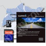 Garmin microSD City Navigator NT Eastern Africa with Adapter