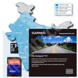 Garmin microSD City Navigator India NT Card