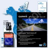 Garmin UPDATE microSD City Navigator USA and Canada NT 2011 Card