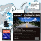 Garmin microSD City Navigator Russia NT 2013 with Adapter