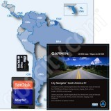 Garmin City Navigator South America Card