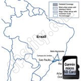 Garmin microSD City Select Brazil NT Card v2