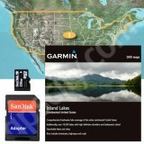 Garmin U.S. Inland Lakes Full Coverage microSD with SD Adapter