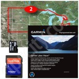Garmin Lakes Vision North Central microSD Card