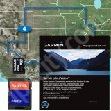 Garmin Lakes Vision South Central microSD Card