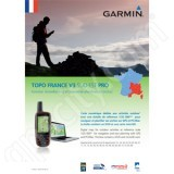 Garmin TOPO France Sud-Est v3 Pro DVD and microSD Card