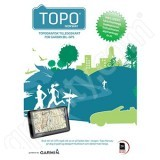 Garmin TOPO Norway for PNDs microSD Card