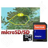 Garmin TOPO Great Britain Central Highlands microSD Card