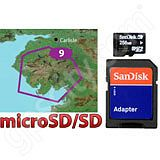 Garmin TOPO Great Britain Lake District microSD Card