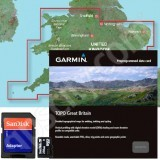 Garmin TOPO Great Britain Southern England and Wales microSD Card