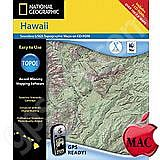 National Geographic Topo! Hawaii for Mac