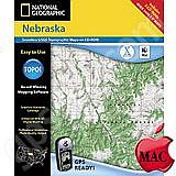 National Geographic Topo! Nebraska for Mac