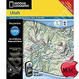 National Geographic Topo! Utah for Mac