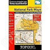 National Geographic Topo! Canyon and SW Parks