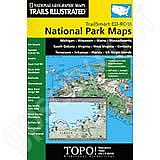 National Geographic Topo! Eas nad Mid West Parks
