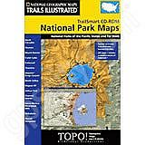 National Geographic Topo! Pacific and West Parks