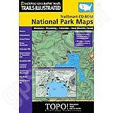 National Geographic Topo! Rocky Mountians Parks