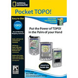National Geographic Pocket Topo!