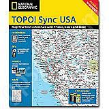 National Geographic Topo! PDA Sync CD