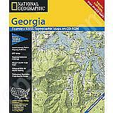 National Geographic Topo! Georgia for WINDOWS