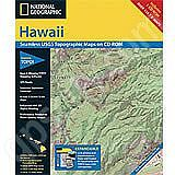 National Geographic Topo! Hawaii for WINDOWS