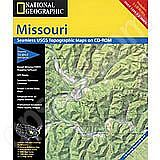 National Geographic Topo! Missouri for WINDOWS