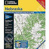 National Geographic Topo! Nebraska for WINDOWS