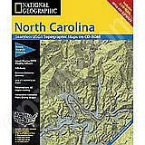 National Geographic Topo! Nth Carolina for WINDOWS