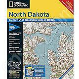 National Geographic Topo! Nth Dakota for WINDOWS