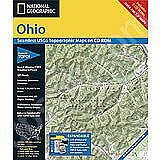 National Geographic Topo! Ohio for WINDOWS