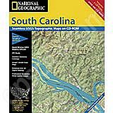 National Geographic Topo! Sth Carolina for WINDOWS