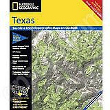 National Geographic Topo! Texas for WINDOWS