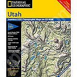 National Geographic Topo! Utah for WINDOWS