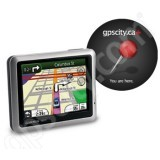 Garmin Nuvi 1250 with Mousepad Canada