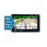 Garmin Nuvi 1370T with European Mapping and Lifetime Map Updates